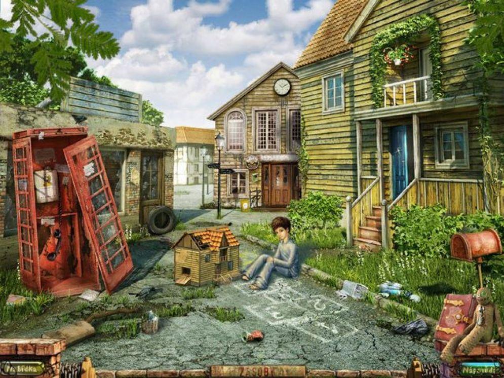 Screenshot ze hry Stray Souls: Dollhouse Story - Recenze-her.cz