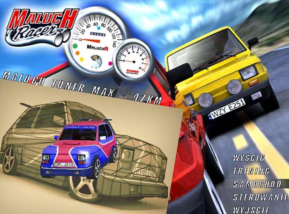 Screenshot ze hry Street Racer  - Recenze-her.cz