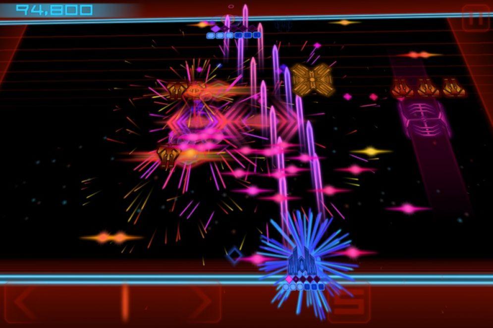 Screenshot ze hry Super Crossfire - Recenze-her.cz