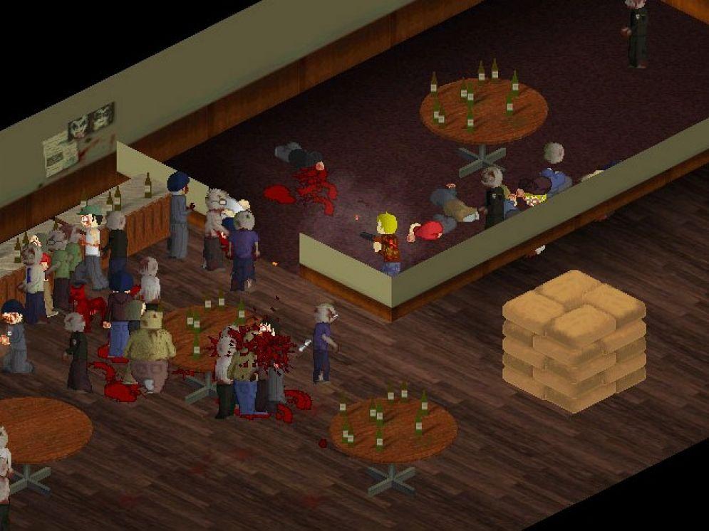 Screenshot ze hry Survival Crisis Z - Recenze-her.cz