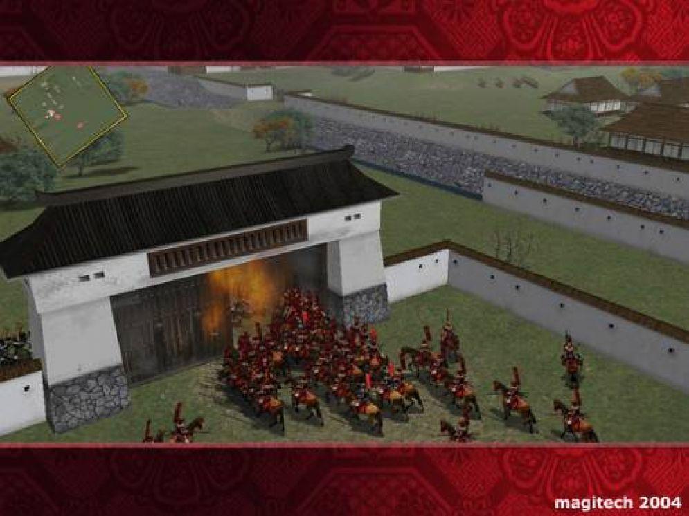 Screenshot ze hry Takeda 2 - Recenze-her.cz