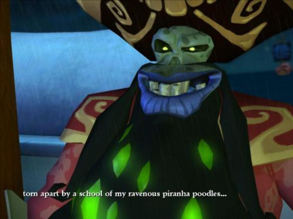 Screenshot ze hry Tales of Monkey Island - Recenze-her.cz