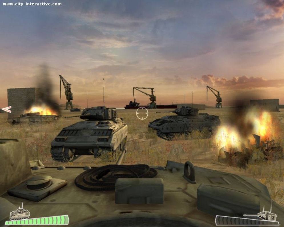 Screenshot ze hry Terrorist Takedown: Payback - Recenze-her.cz