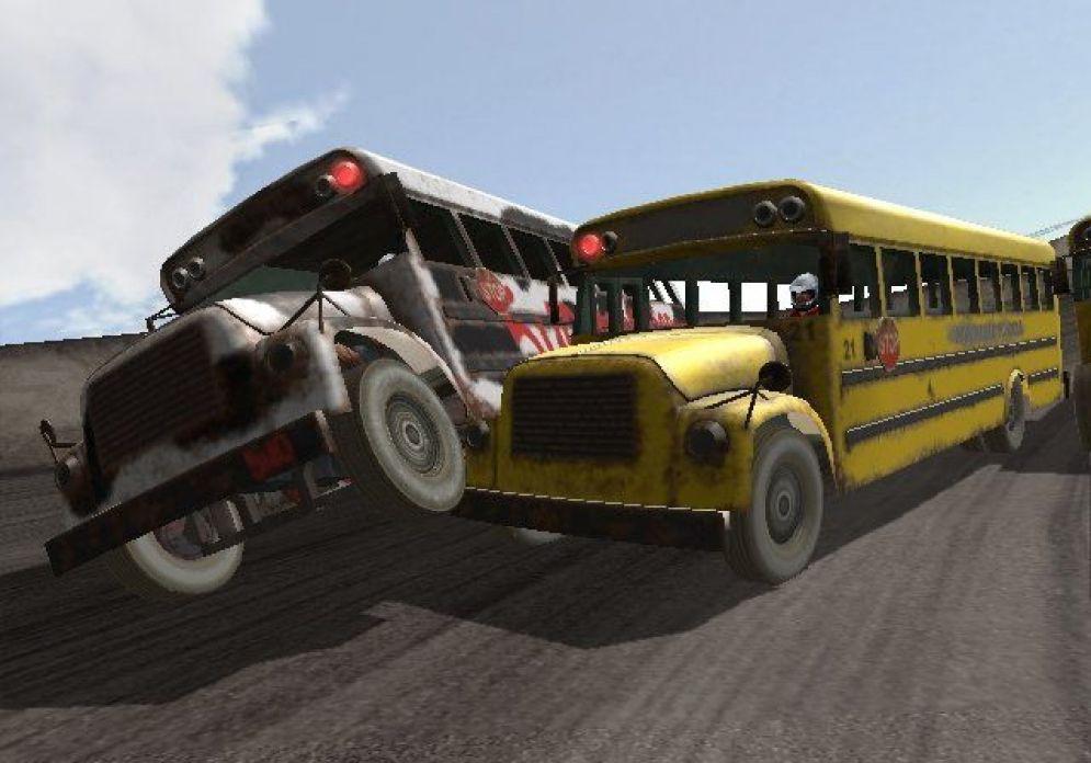 Screenshot ze hry Test Drive: Eve of Destruction - Recenze-her.cz