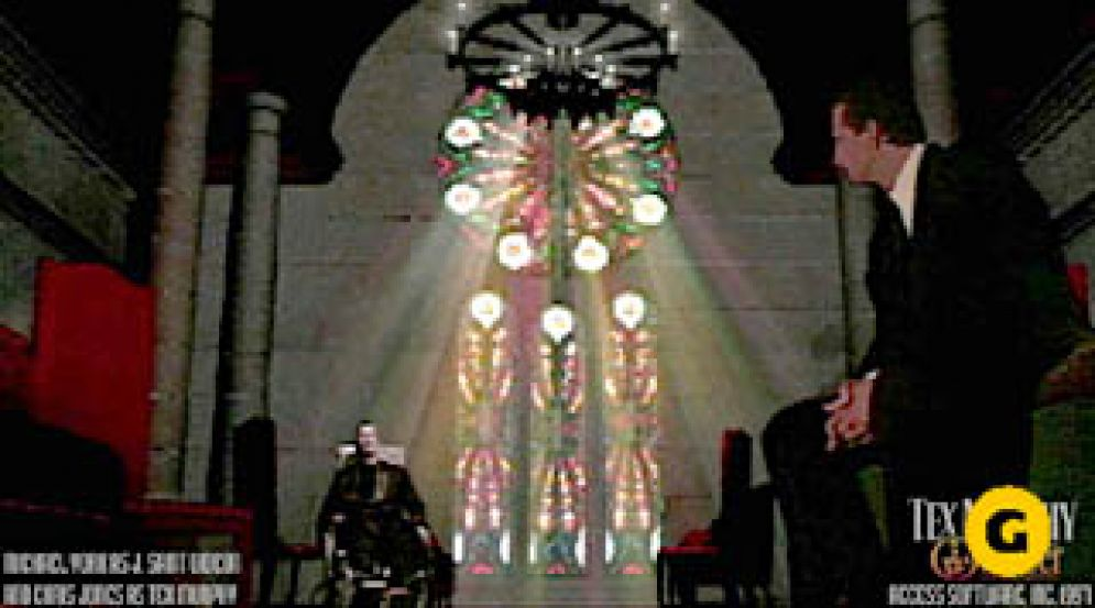 Screenshot ze hry Tex Murphy Overseer - Recenze-her.cz