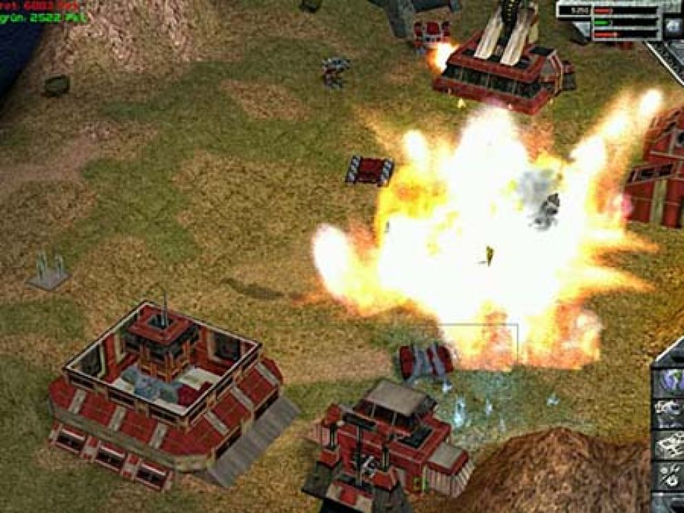 Screenshot ze hry Thandor - The Invasion - Recenze-her.cz