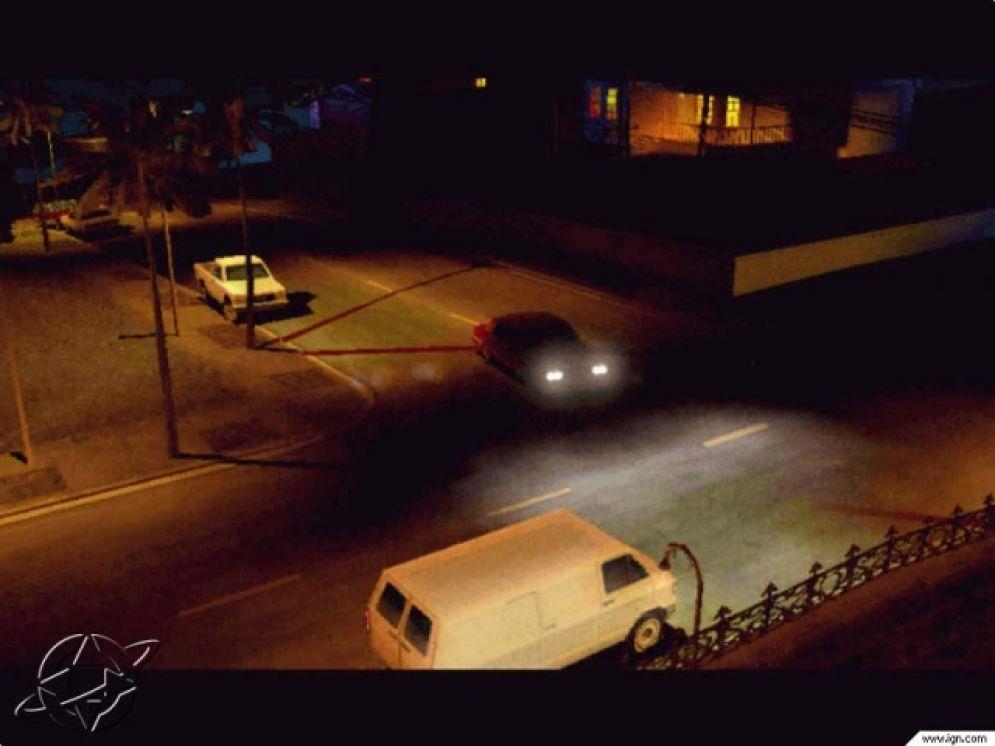 Screenshot ze hry The Devil Inside - Recenze-her.cz