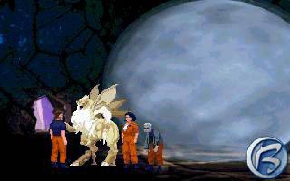 Screenshot ze hry The Dig - Recenze-her.cz