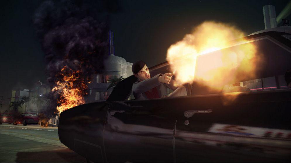 Screenshot ze hry The Godfather II - Recenze-her.cz
