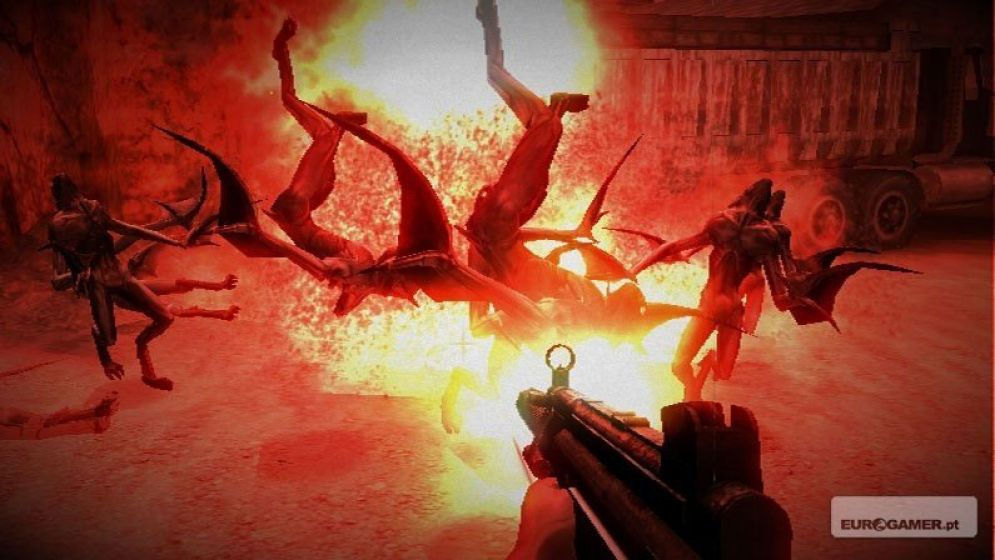 Screenshot ze hry The Grinder - Recenze-her.cz