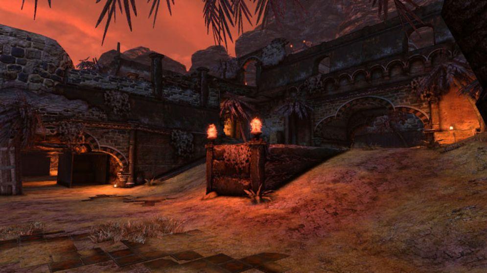 Screenshot ze hry The Haunted: Hell´s Reach - Recenze-her.cz