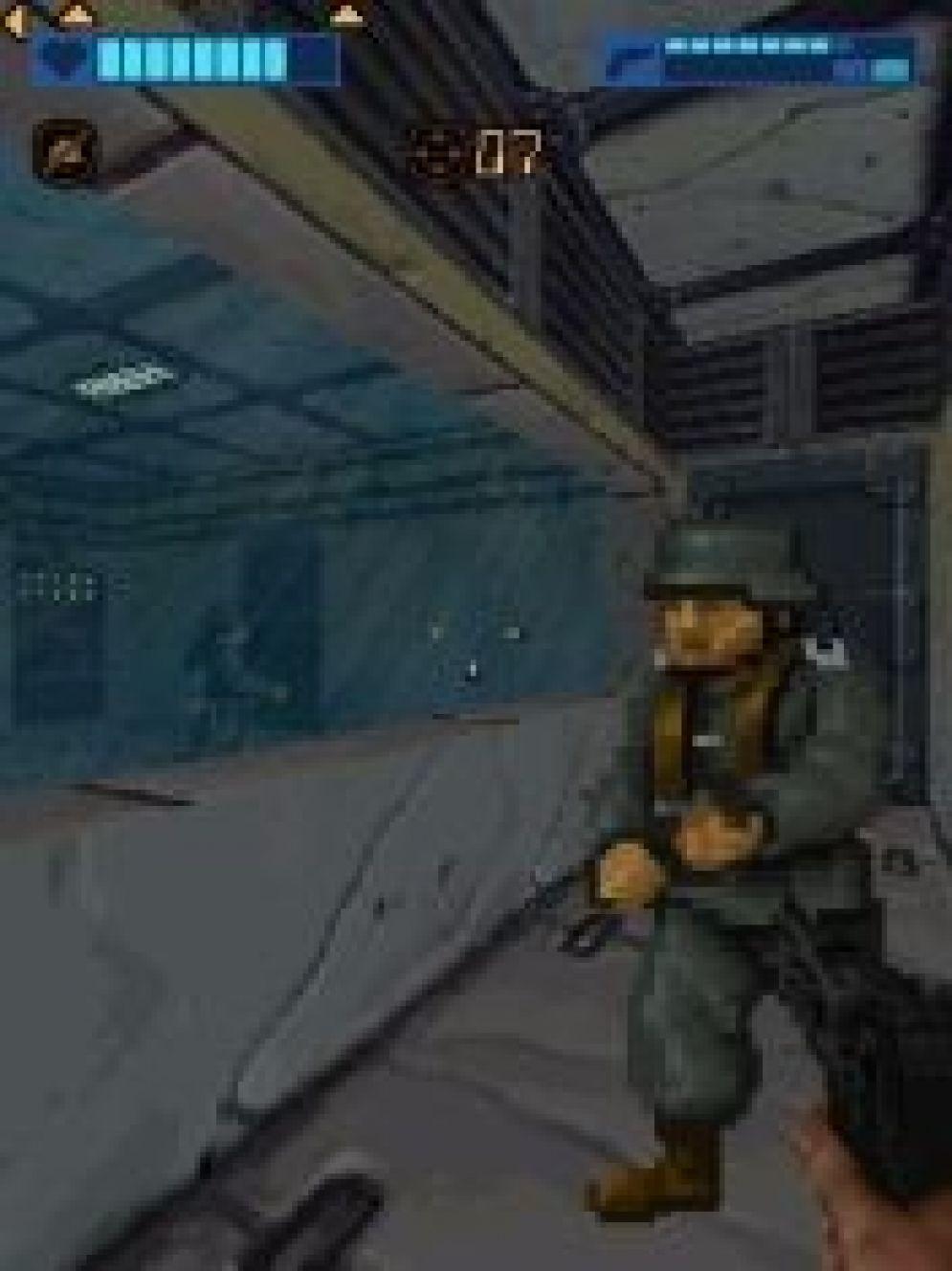 Screenshot ze hry The Overtaker 3D - Recenze-her.cz