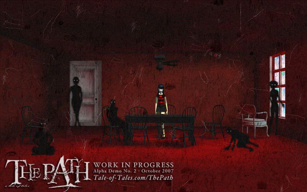 Screenshot ze hry The Path - Recenze-her.cz