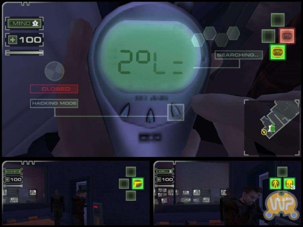 Screenshot ze hry The Plan - Recenze-her.cz