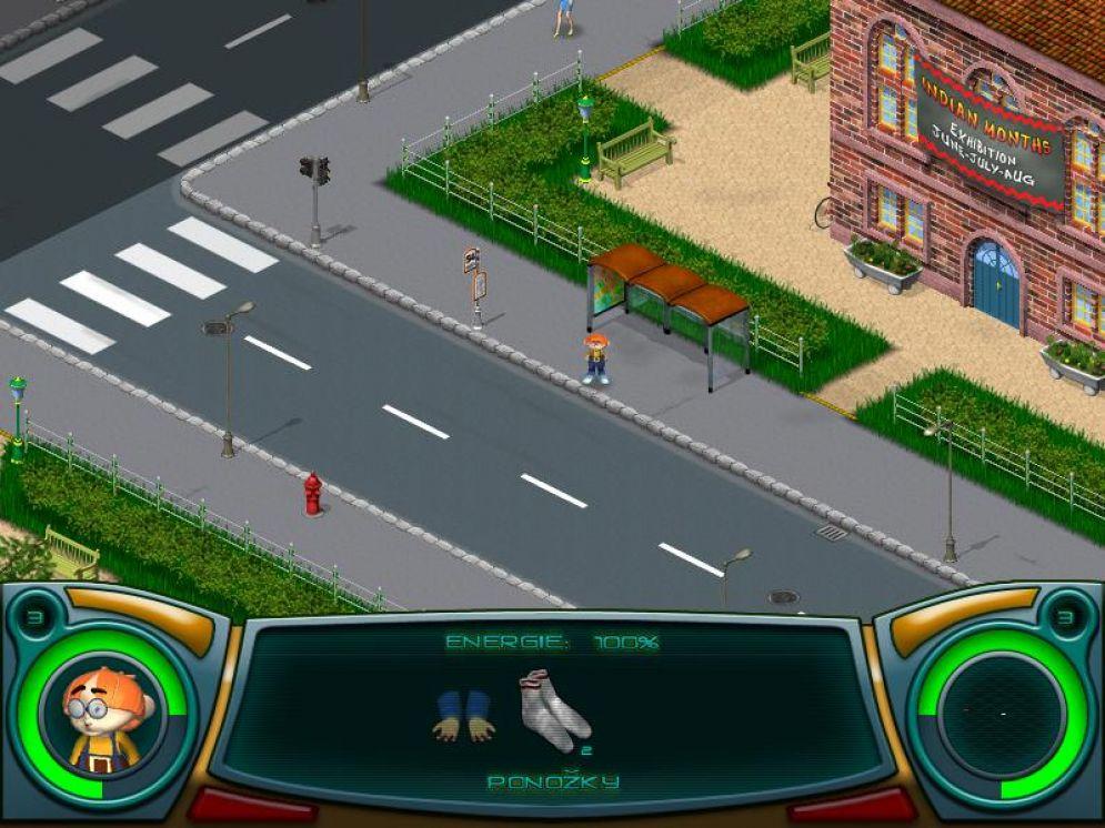 Screenshot ze hry The Pranksters (Uličníci) - Recenze-her.cz