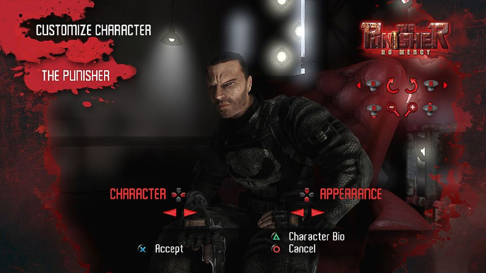 Screenshot ze hry The Punisher: No Mercy - Recenze-her.cz