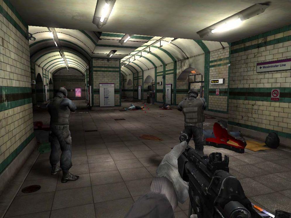 Screenshot ze hry The Regiment - Recenze-her.cz