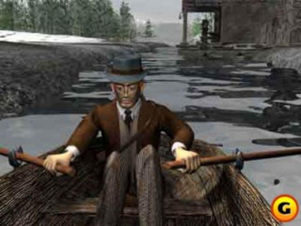 Screenshot ze hry The Secret of Loch Ness - Recenze-her.cz
