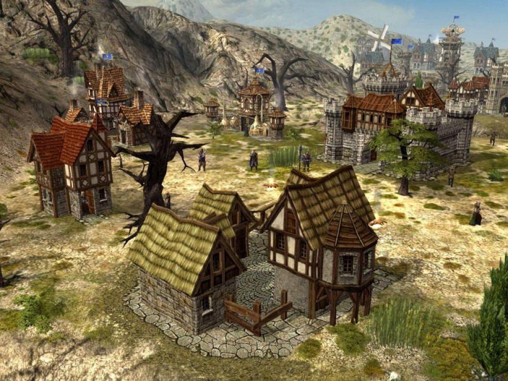 Screenshot ze hry The Settlers: HoK - Expansion Disc - Recenze-her.cz