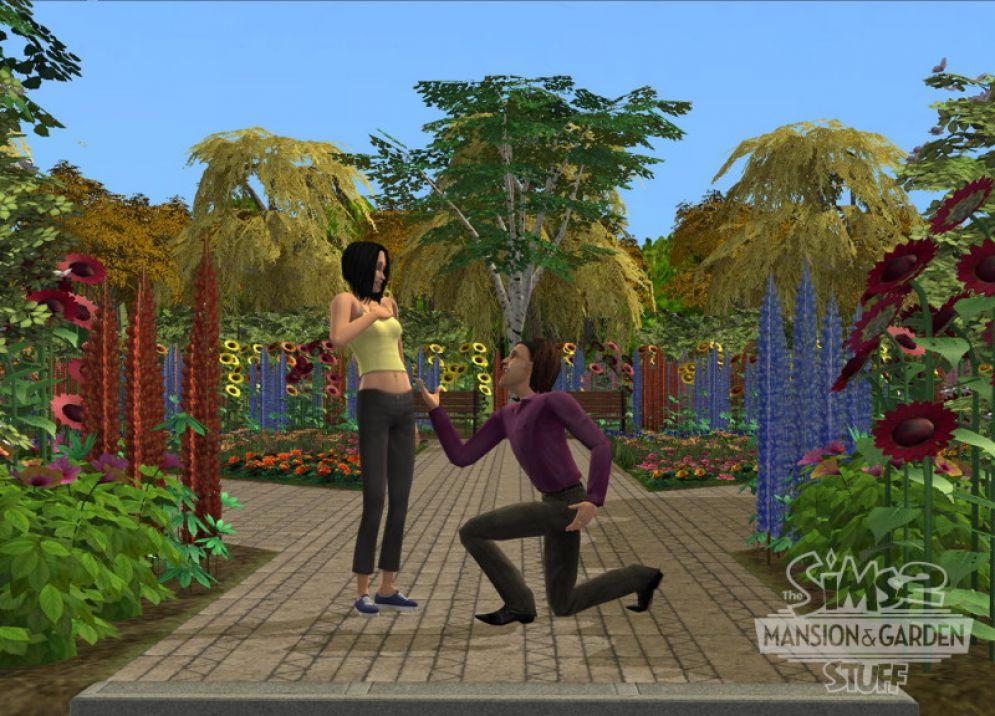 The Sims 2 Mansion Garden Stuff 4 Jpg