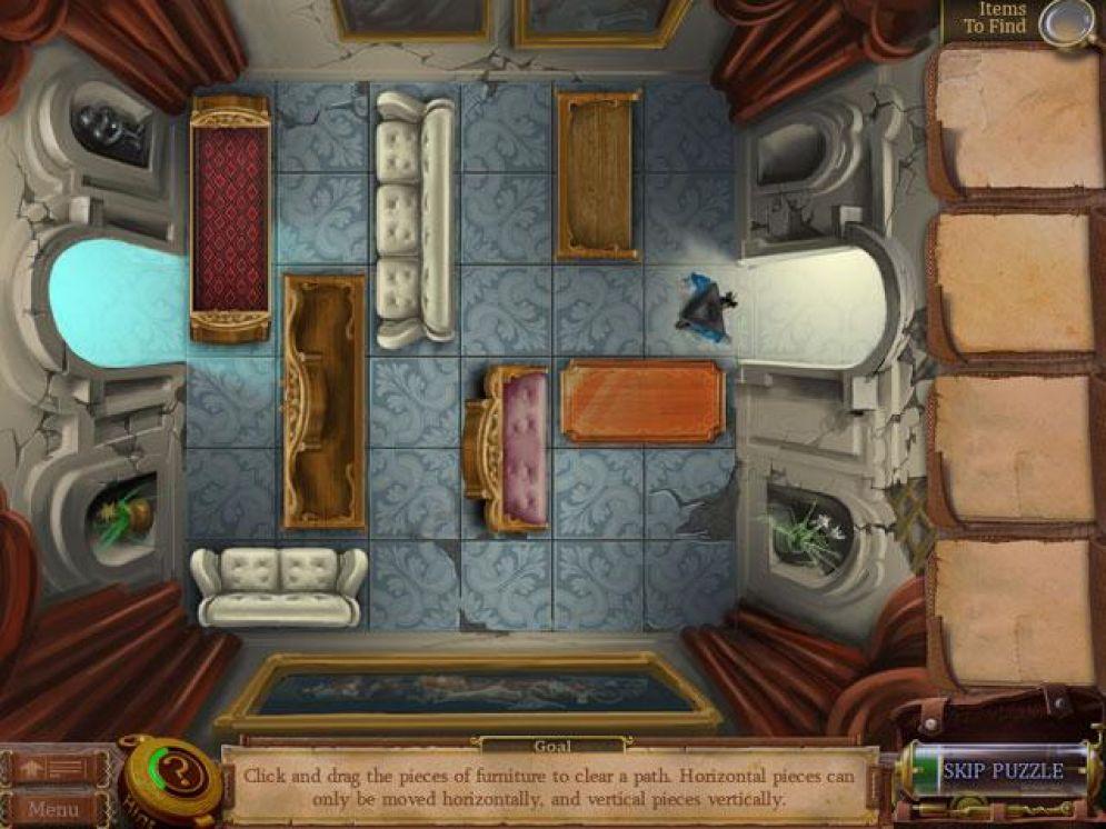 Screenshot ze hry The Surprising Adventures of Munchausen - Recenze-her.cz