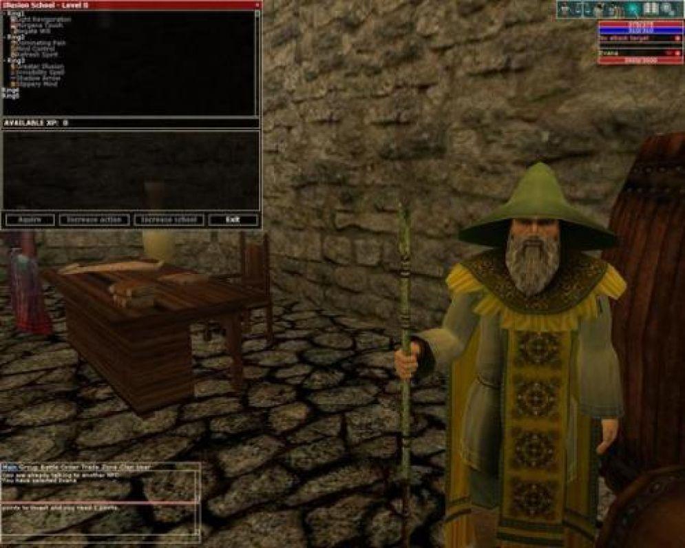 Screenshot ze hry Thrones of Chaos - Recenze-her.cz