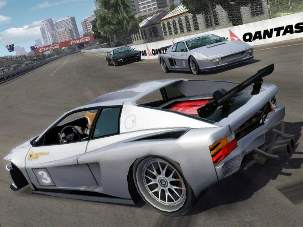 Screenshot ze hry TOCA Race Driver 2 - Recenze-her.cz