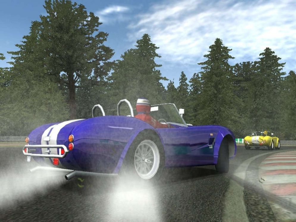 Screenshot ze hry TOCA Race Driver - Recenze-her.cz