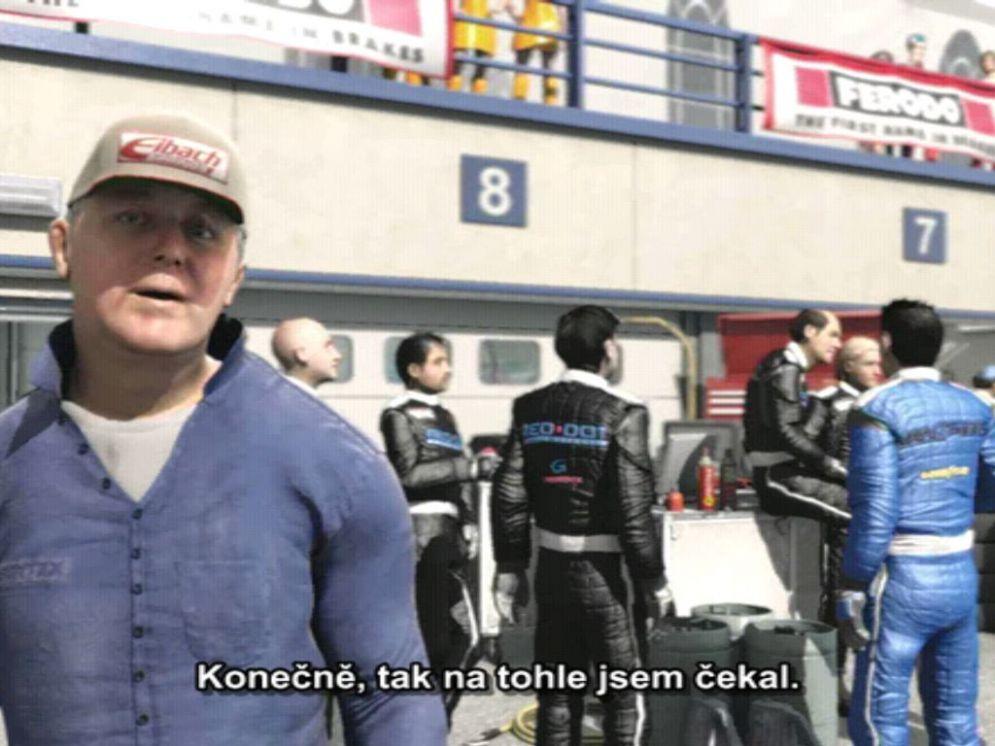 Screenshot ze hry TOCA Race Driver 3 - Recenze-her.cz