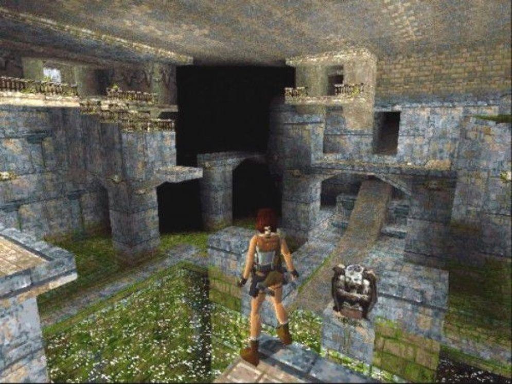 Screenshot ze hry Tomb Raider - Recenze-her.cz