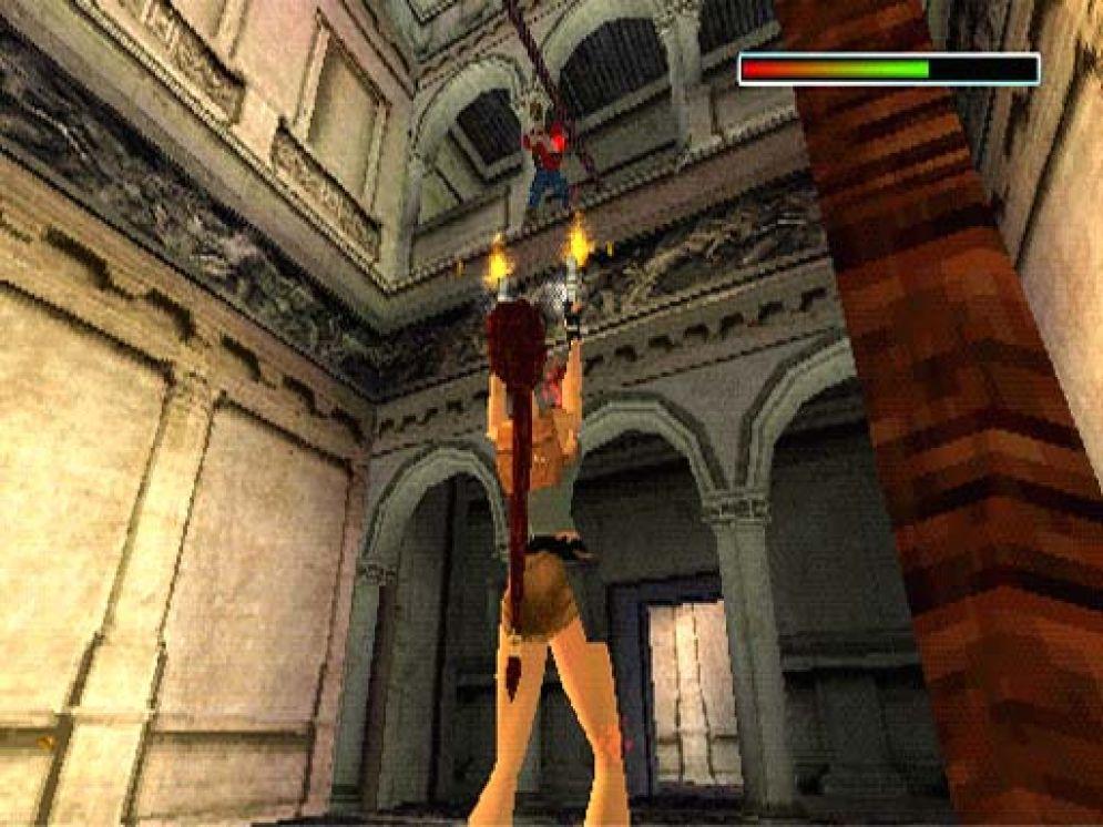 Screenshot ze hry Tomb Raider 5 : Chronicles - Recenze-her.cz