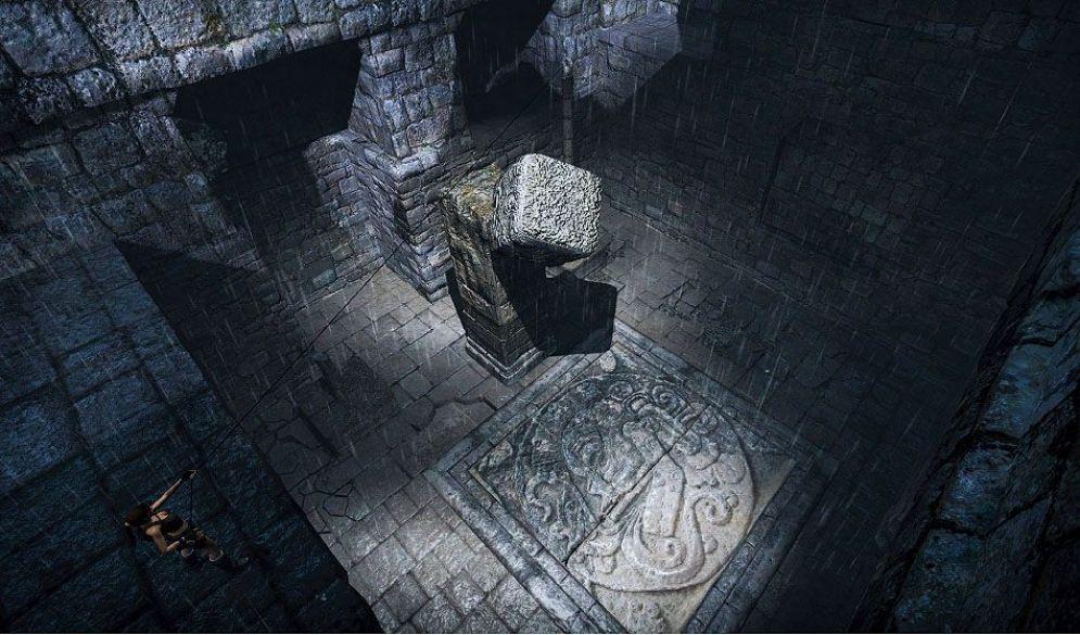 Screenshot ze hry Tomb Raider: Underworld - Recenze-her.cz