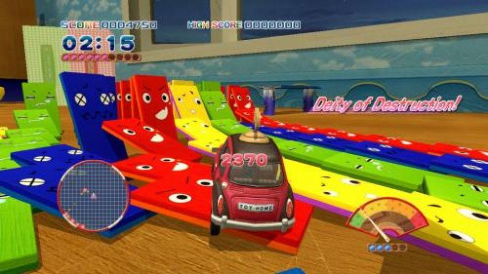 Screenshot ze hry Toy Home - Recenze-her.cz