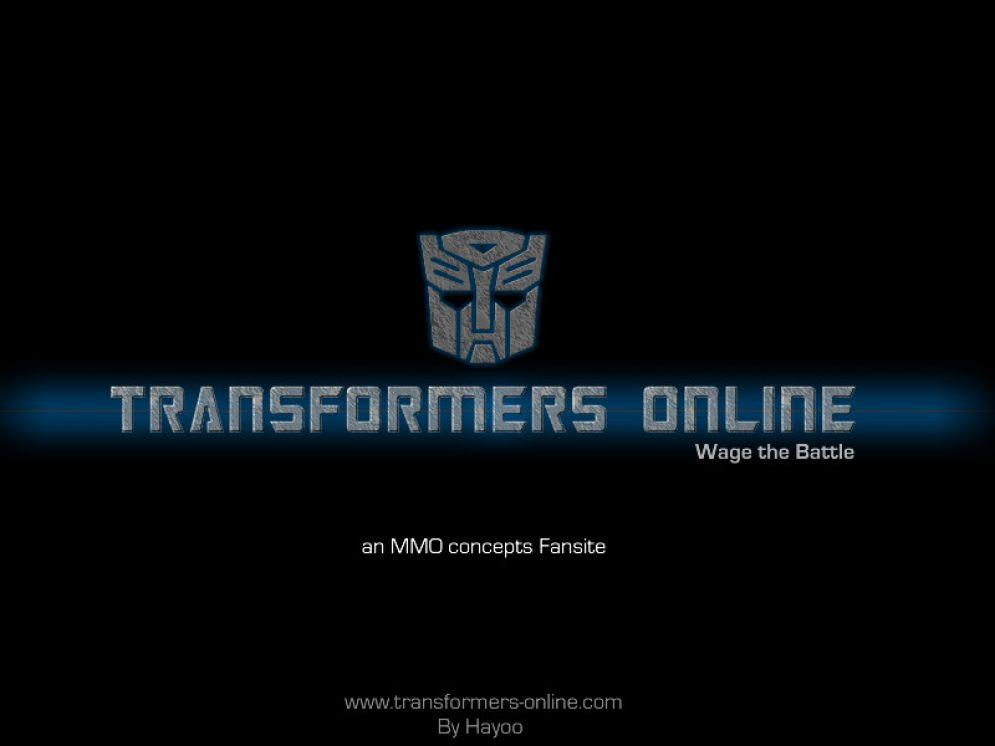 Screenshot ze hry Transformers Online - Recenze-her.cz