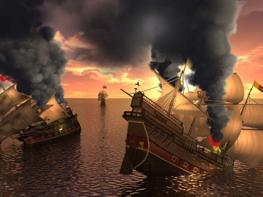 Screenshot ze hry Tropico 2: Pirate Cove - Recenze-her.cz