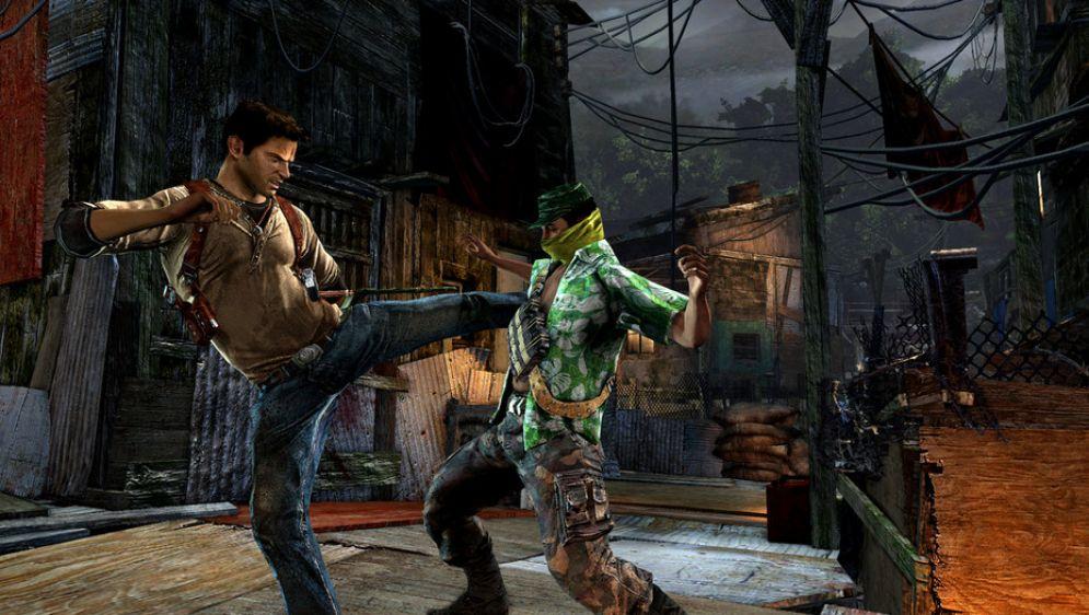 Screenshot ze hry Uncharted: Golden Abyss - Recenze-her.cz