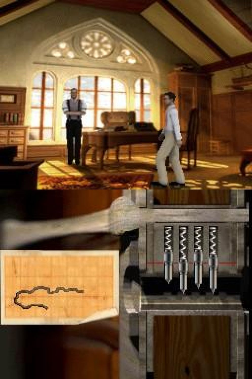 Screenshot ze hry Undercover: Dual Motives - Recenze-her.cz