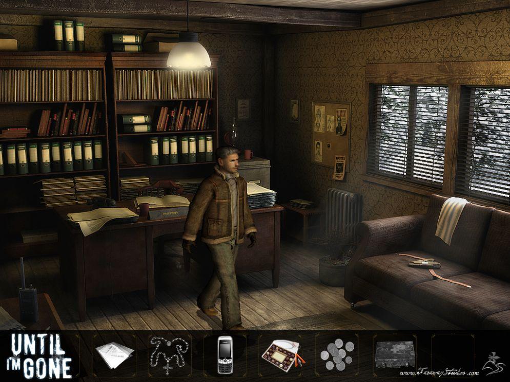 Screenshot ze hry Until Im Gone - Recenze-her.cz