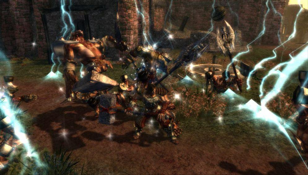Screenshot ze hry Untold Legends: Dark Kingdom - Recenze-her.cz