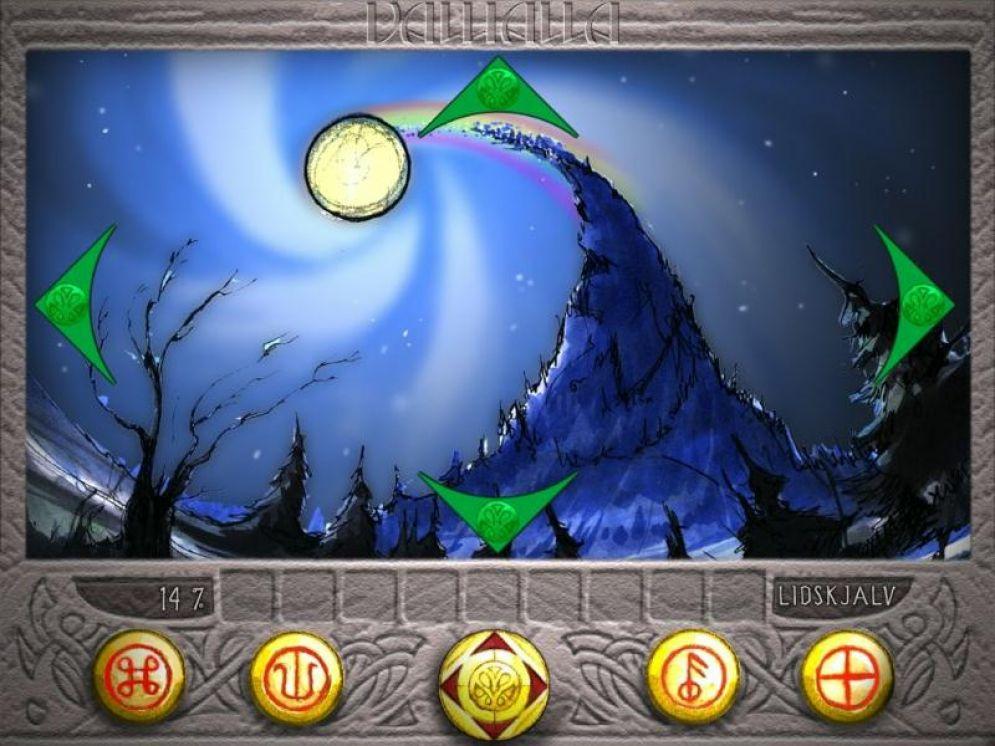 Screenshot ze hry Valhalla: Fairytale of the Gods - Recenze-her.cz
