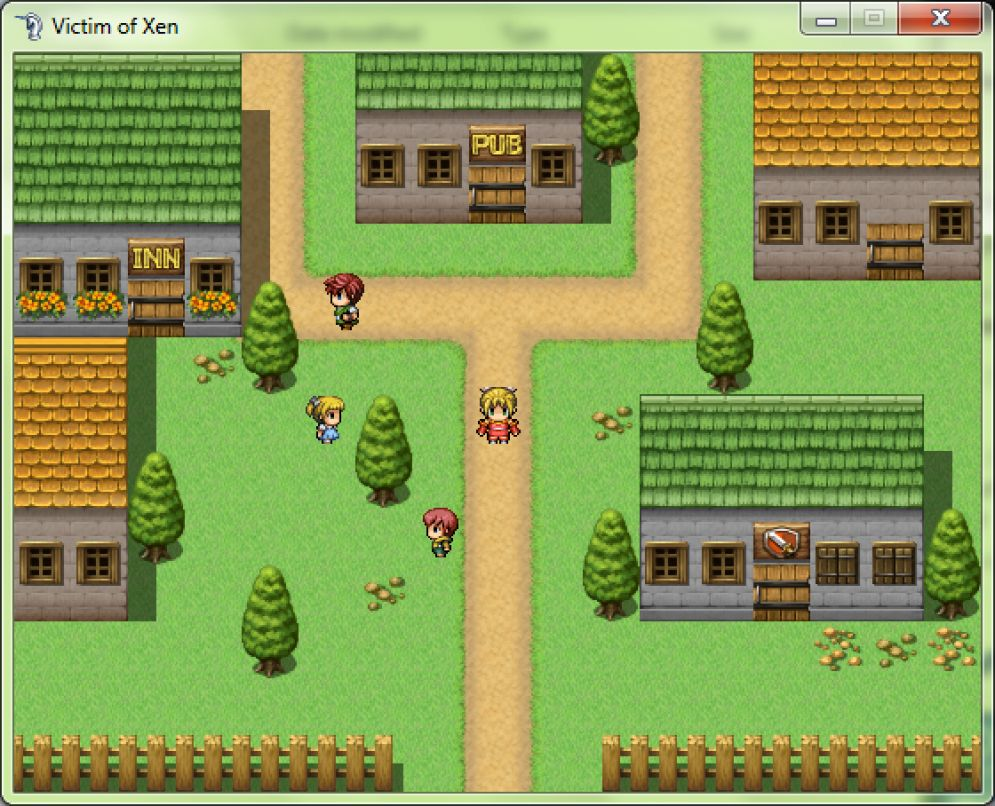 Screenshot ze hry Victim of Xen - Recenze-her.cz