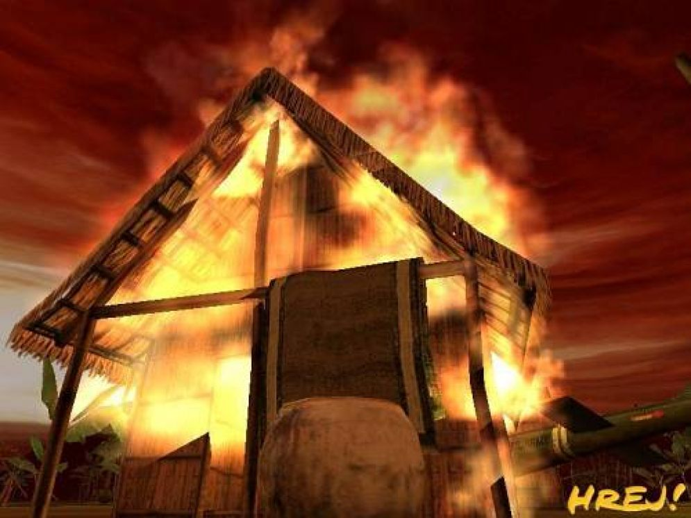Screenshot ze hry Vietcong Red Dawn - Recenze-her.cz