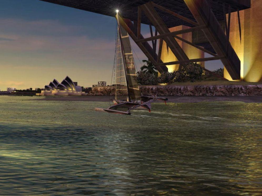 Screenshot ze hry Virtual Skipper 3 - Recenze-her.cz