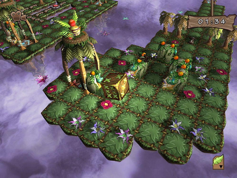 Screenshot ze hry Voodoo Dice - Recenze-her.cz