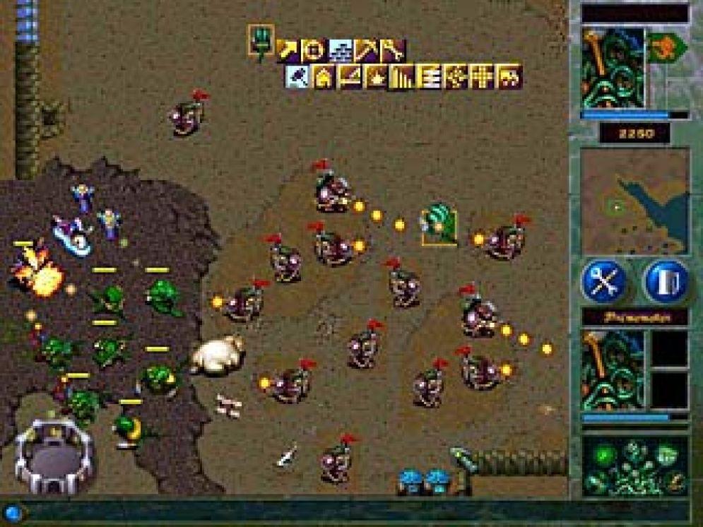 Screenshot ze hry War Wind - Recenze-her.cz