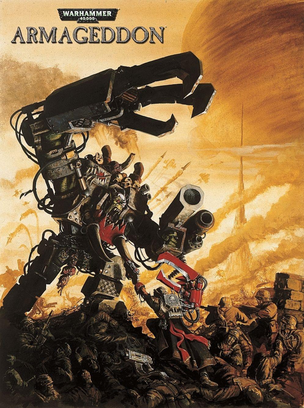 Screenshot ze hry Warhammer 40,000: Armageddon - Recenze-her.cz
