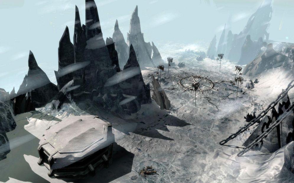 Screenshot ze hry Warhammer 40.000: Dawn of War II - Chaos Rising - Recenze-her.cz