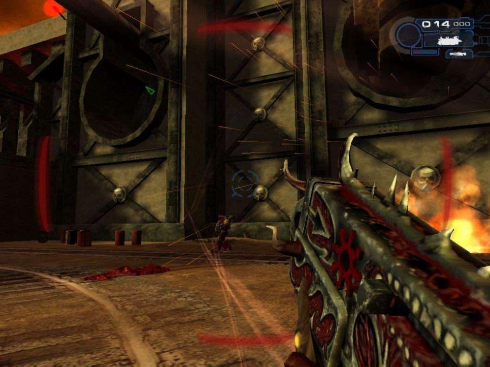 Screenshot ze hry Warhammer 40.000: Fire Warrior - Recenze-her.cz