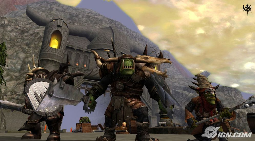 Screenshot ze hry Warhammer Online: Age of Reckoning - Recenze-her.cz