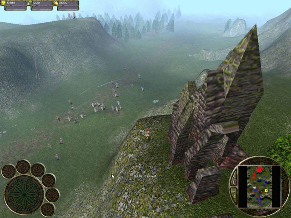 Screenshot ze hry Warrior Kings: Gold Edition  - Recenze-her.cz